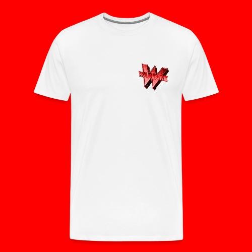 Warfare Logo Merch - Men's Premium T-Shirt