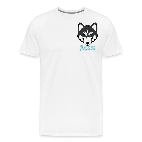 Alex Husky T-Shirt - Men's Premium T-Shirt