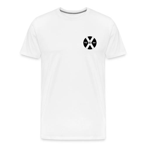fleXam Basic Collection - Mannen Premium T-shirt