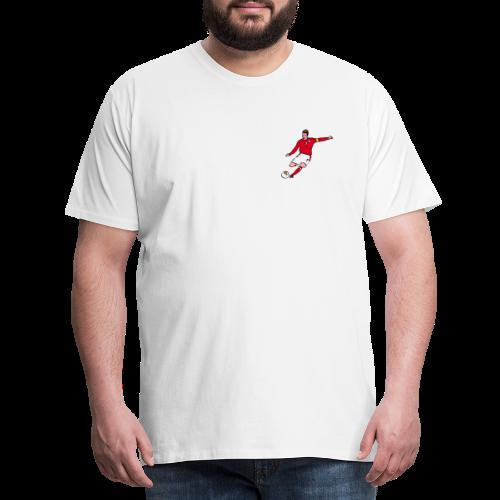 db7e - Maglietta Premium da uomo