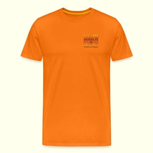 LödieFM Logo01 - Männer Premium T-Shirt
