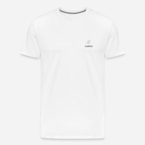 Harbul Simple Design - Men's Premium T-Shirt
