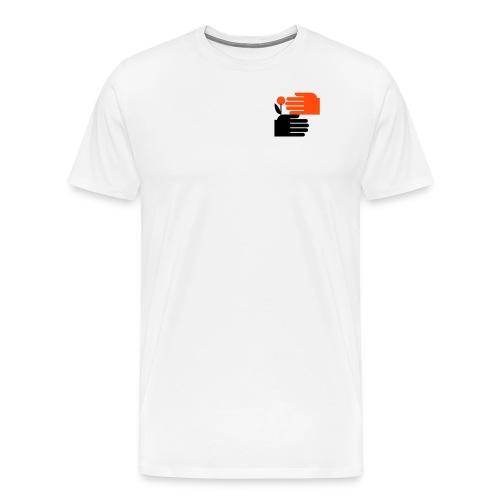 Look after the flowers - Men's Premium T-Shirt