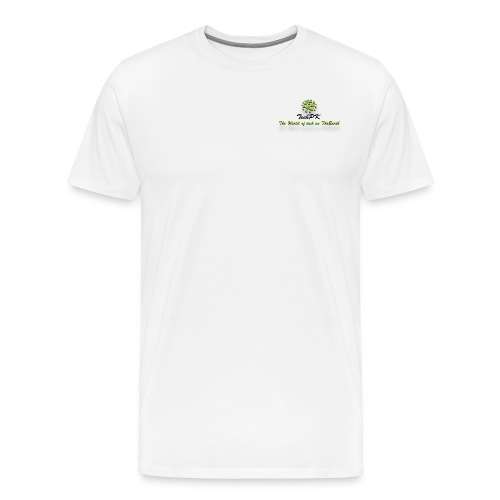 TechPK Branded T-Shirt - Men's Premium T-Shirt