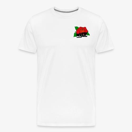 WAVE ROSE - T-shirt Premium Homme