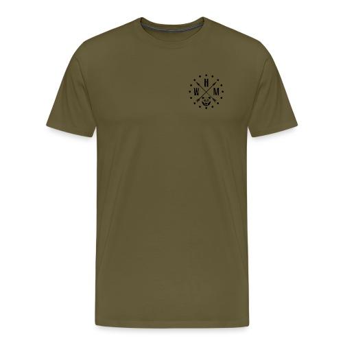 Waltherman logo flèches - T-shirt Premium Homme