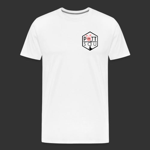 Pottsau - Männer Premium T-Shirt