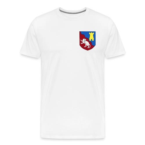 lygarn-wappen - Männer Premium T-Shirt