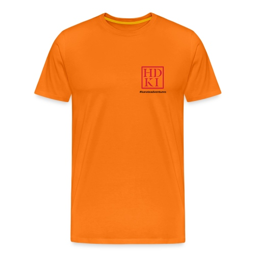 HDKI karateadventures - Men's Premium T-Shirt