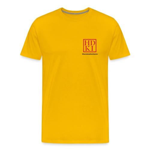 HDKI karateadventures - Men's Premium T-Shirt