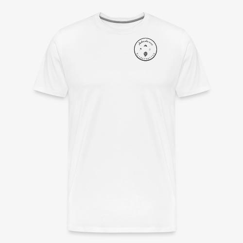 Adventurous Globetrotter - T-shirt Premium Homme