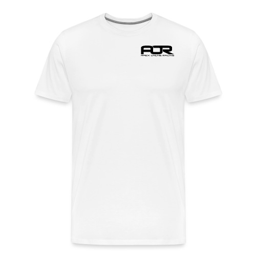 AOR Logo Black png - Men's Premium T-Shirt