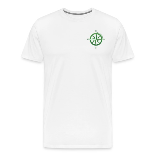 Team Bushcraft Kompass - Männer Premium T-Shirt