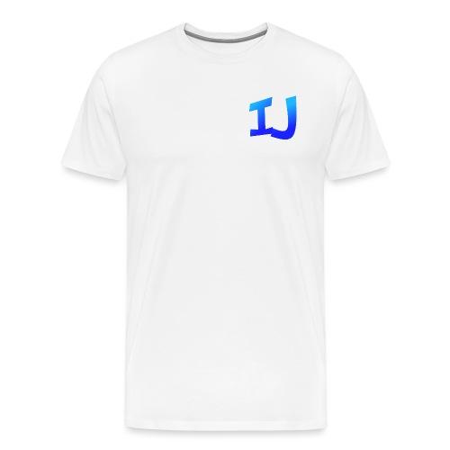 iTz_JuStiiN - Men's Premium T-Shirt