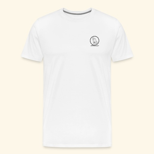 blessed - Camiseta premium hombre