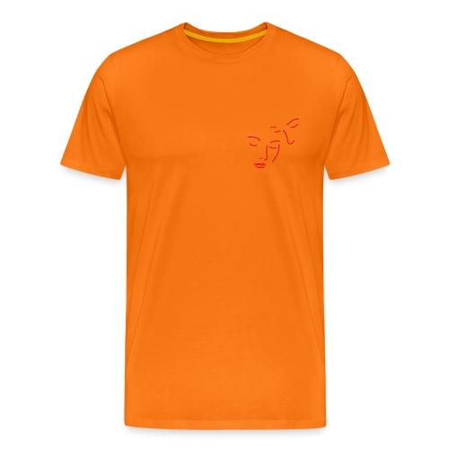 'I will always have your back' (pocket) - Men's Premium T-Shirt