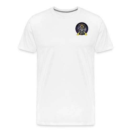 anubass png - Men's Premium T-Shirt
