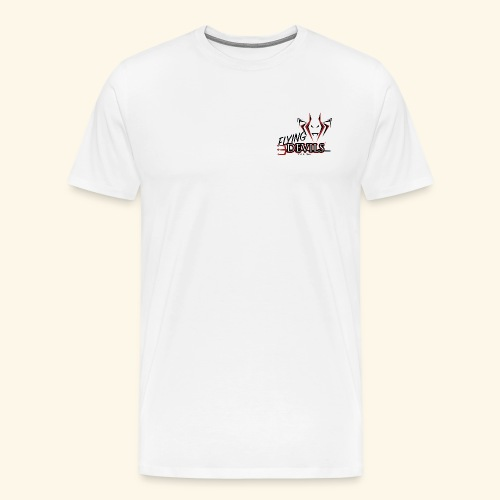 logo fly 23 png - T-shirt Premium Homme