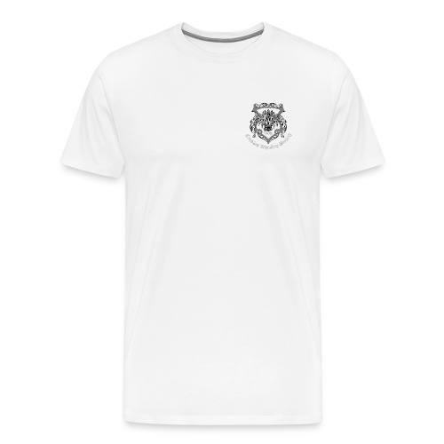 CWS Logo (white text) - Men's Premium T-Shirt