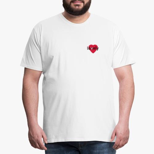 World against Loneliness - Mannen Premium T-shirt