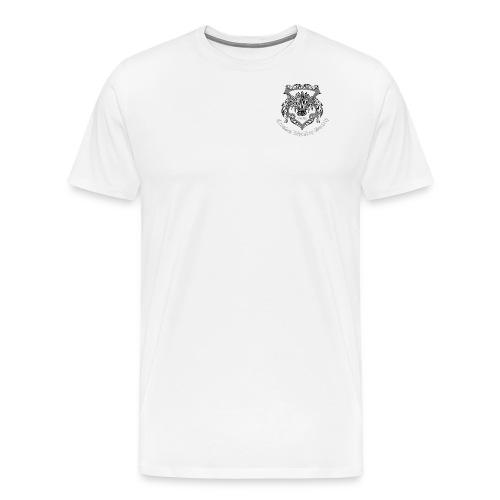 CWS Logo (white text) - Men's Premium T-Shirt