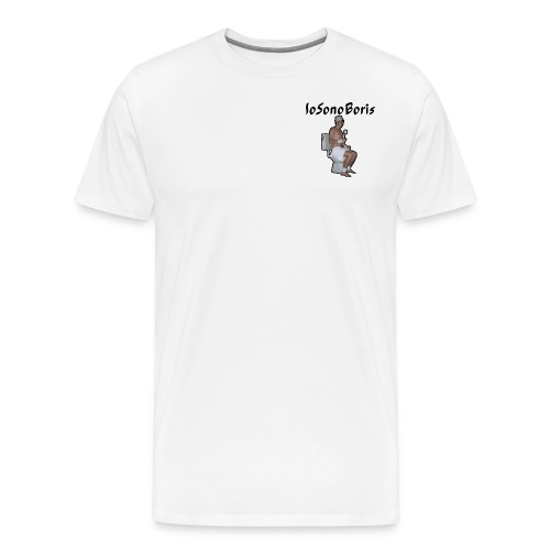 reisb2 png - Maglietta Premium da uomo
