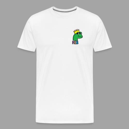 Sexy frog - MEB - Premium-T-shirt herr