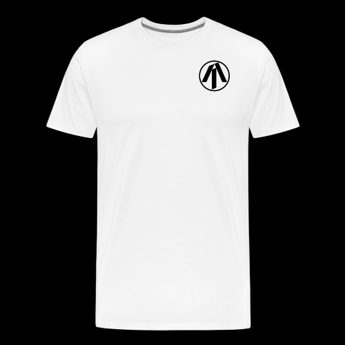 Logo Higher Pl4ce - T-shirt Premium Homme