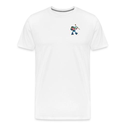 Mountain Frog - Männer Premium T-Shirt