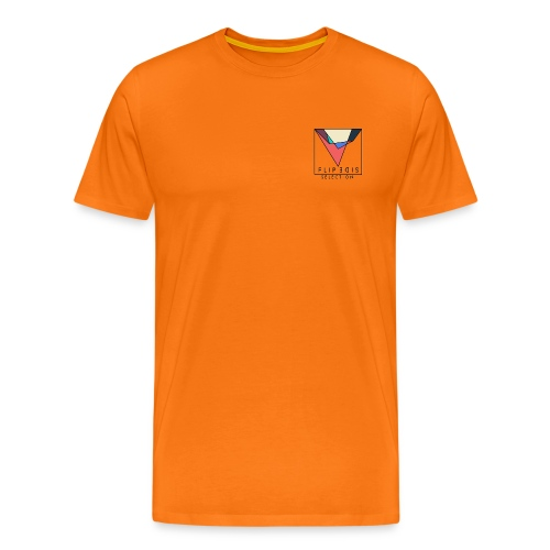 Official Flip Side logo - Men's Premium T-Shirt