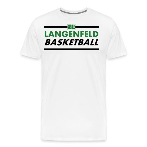 SGLTSHIRTLOGO2 png - Männer Premium T-Shirt