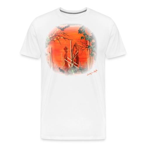 In der Zukunft mod1 - Männer Premium T-Shirt
