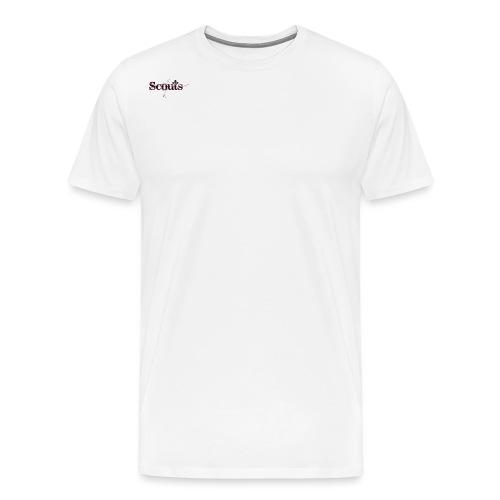 scout for live - Camiseta premium hombre