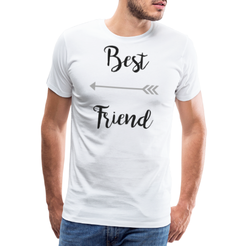 Best Friend - Männer Premium T-Shirt