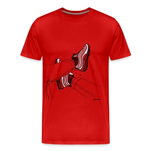 AM97 andtheboys - Men's Premium T-Shirt
