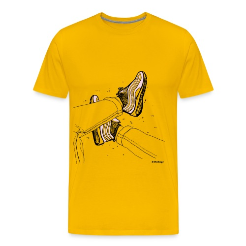 AM97 andtheboys - Herre premium T-shirt