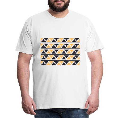 Motif ethnique - T-shirt Premium Homme