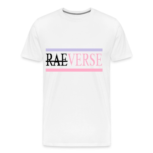 RAEVERSE x - Mannen Premium T-shirt