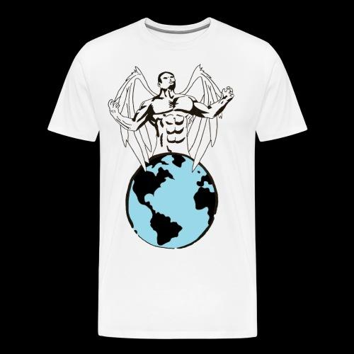 KSK angel - T-shirt Premium Homme