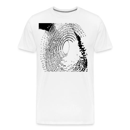 Muster 064 - Männer Premium T-Shirt