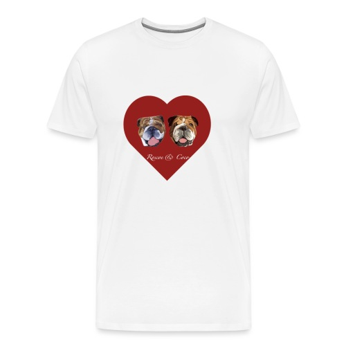 ROSCOE ET COCO - T-shirt Premium Homme