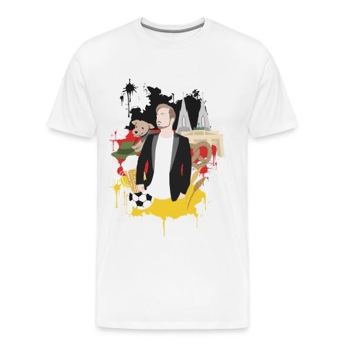 Get Germanized - Männer Premium T-Shirt