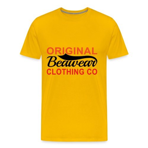 Original Beawear Clothing Co - Men's Premium T-Shirt