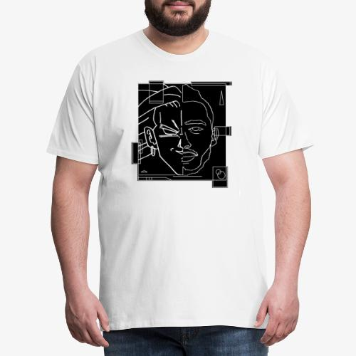 HKC redimensionné merci qui ?? - T-shirt Premium Homme