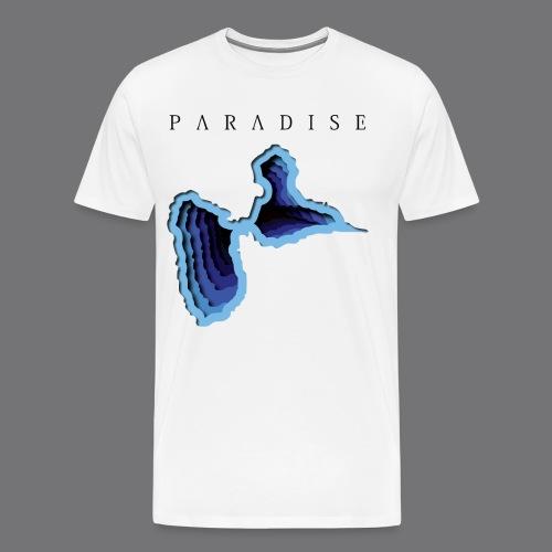 GWADA PARADISE Tee Shirts - Men's Premium T-Shirt
