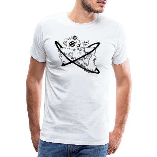 my universe - Herre premium T-shirt
