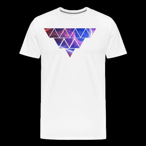 Abstract_Black_Design - Männer Premium T-Shirt