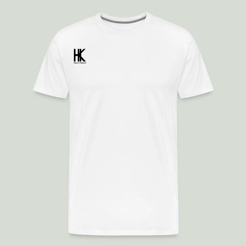 HK Logo - Mannen Premium T-shirt