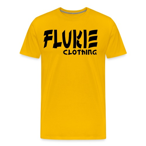 Flukie Clothing Japan Sharp Style - Men's Premium T-Shirt
