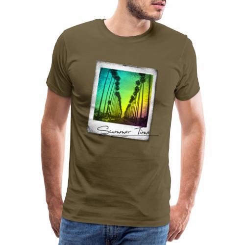 Summer Time - Men's Premium T-Shirt